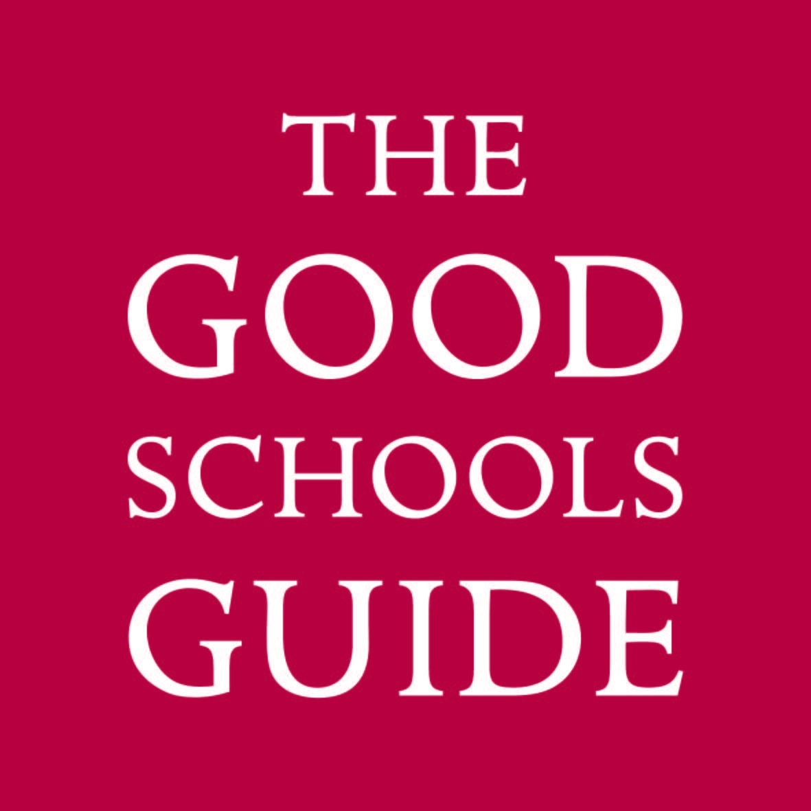 Logo The Good Schools Guide