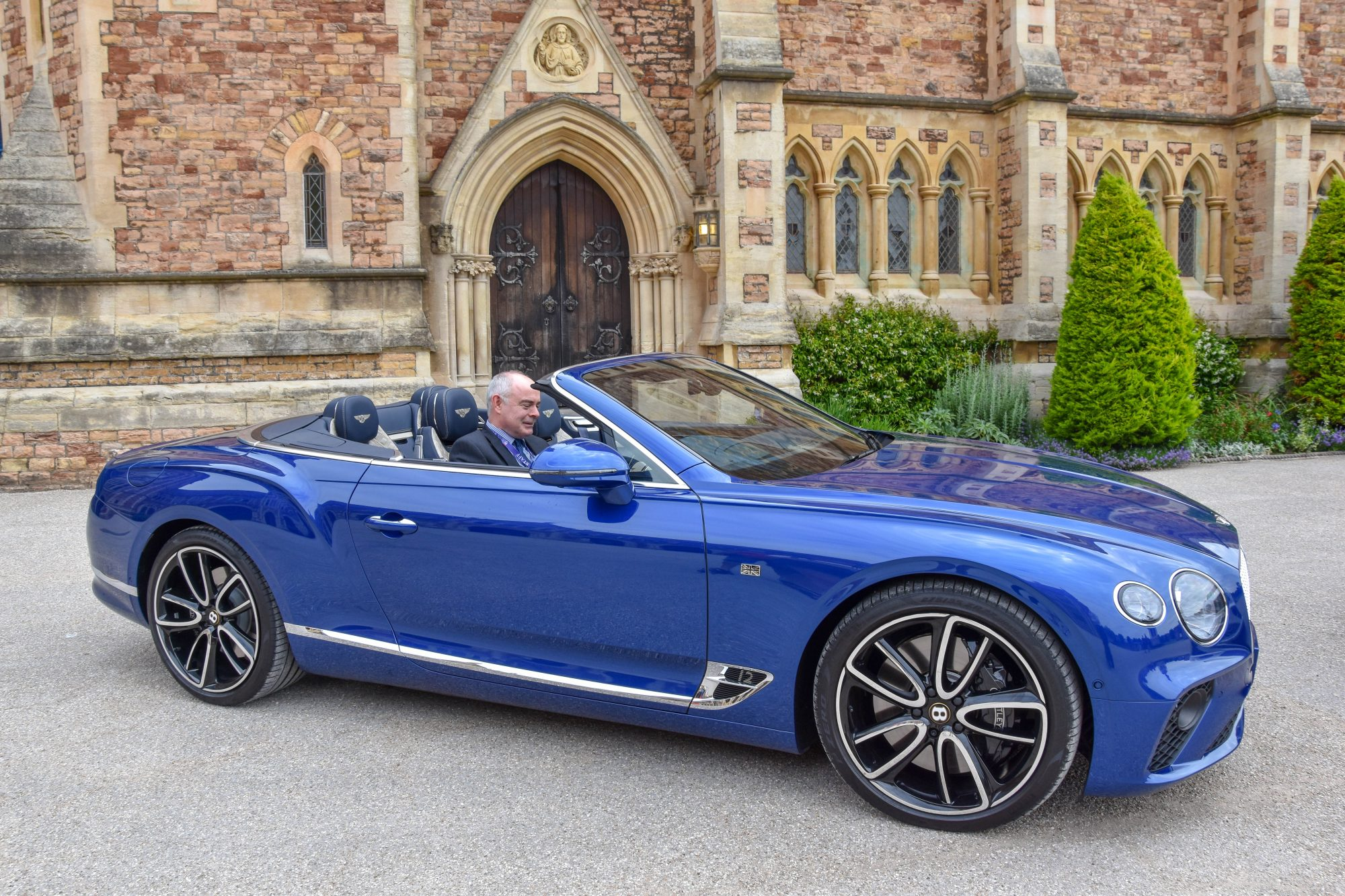 Former Clifton College Pupils Company Bentley Motors Celebrates 100 Years Clifton College